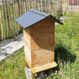 P06 cultures vivrières et espace de convivialité jardin des abeilles Candor Val de Reuil 27 - 001