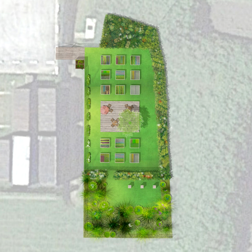 P10 jardin nourricier au cœur de l'entreprise DGSI Valliquerville 76 - 007