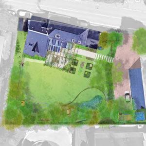 P14 projet de jardin comestible dans l'agglomération Rouennaise 76 - 004
